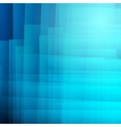 abstract blue background - business card vector image