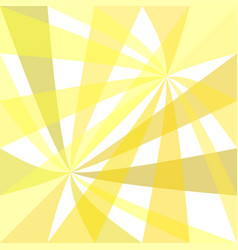 curved ray background - graphic vector image vector image