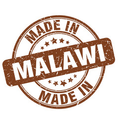 made in malawi vector image