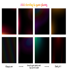 vertical orientation smartphone lens flare vector image