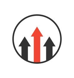 Adantage icon vector