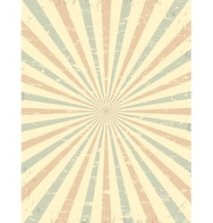 Vintage grunge circus background vector image vector image