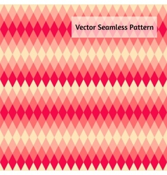 Abstract seamless pattern Stylized flat design vector image
