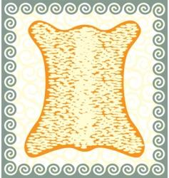 golden fleece vector image