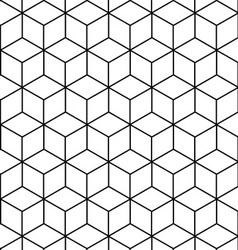 SEAMLESS GEOMETRIC PATTERN BACKGROUND DESIGN vector image