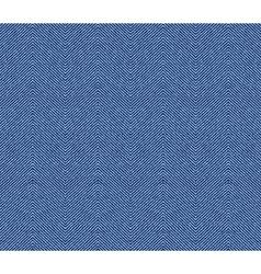 herringbone jeans vector image