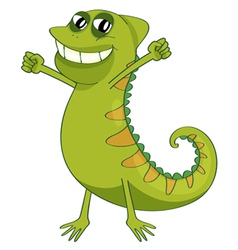 A chameleon vector
