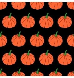 Cartoon Halloween Pumpkin Background vector