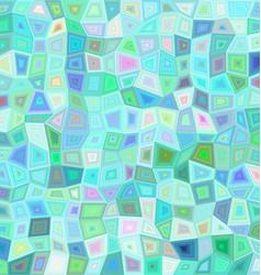 Light color irregular rectangle mosaic background vector