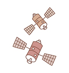 The satellite vector