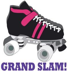 Grand Slam vector image vector image