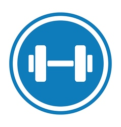 Weights logo vector