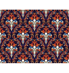 damask vector image vector image