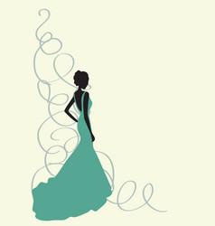 Bridal shower2 vector