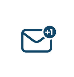 Email sms icon vector