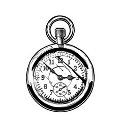 Pocketwatch vector