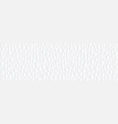 Abstract texture white styrofoam polystyrene vector
