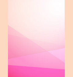 light tender abstract background in rose vector image