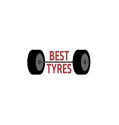 Tyre logo vector