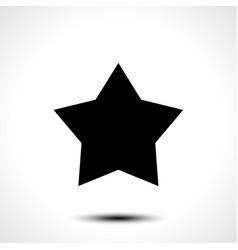 star shape icon symbol vector image