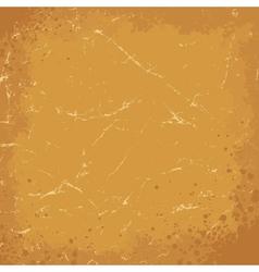 rusty grunge background vector image
