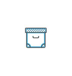 archive icon design essential icon vector image