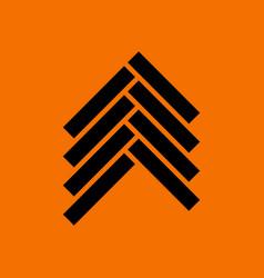 Parquet icon vector