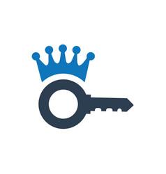 Keyword ranking icon vector