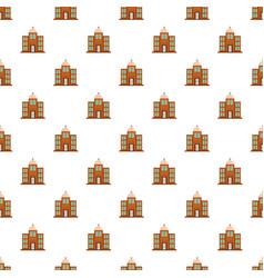Synagogue pattern seamless vector