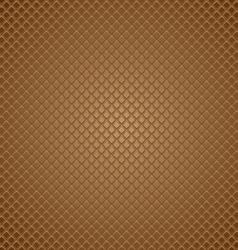 Chocolate retro background vector image vector image