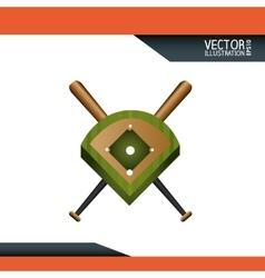 Baseball icon design vector