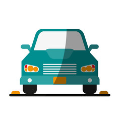 Car icon image vector