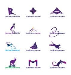 Logo brand vector