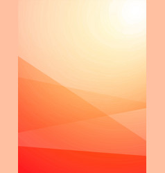 wonderful bright background for the business vector image