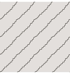 Abstract diagonal curved stripes seamless texture vector