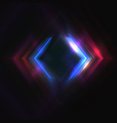 Futuristic abstract background vector