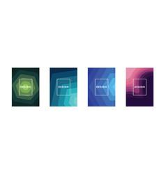 minimalist background vector image