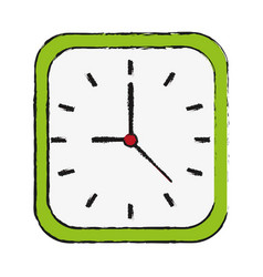 Clock draw vector