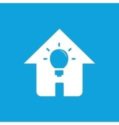 House light icon vector