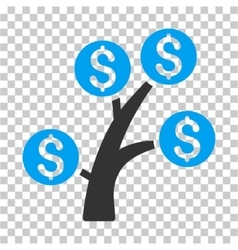 Money Tree Icon vector