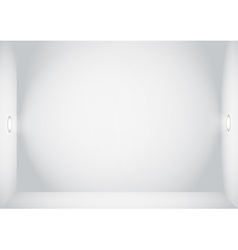 Empty Wall vector image