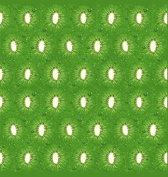 kiwi seamless pattern texture vector image