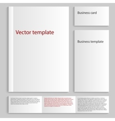 a mock up vector image