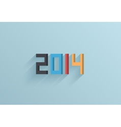 2014 background Eps10 vector image