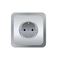 outlet vector image vector image