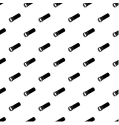 plastic pipe pattern seamless vector image