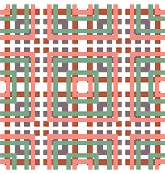 seamless lines pattern vector image