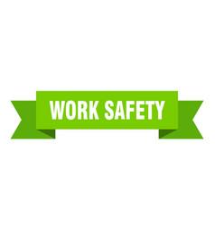 Work safety vector