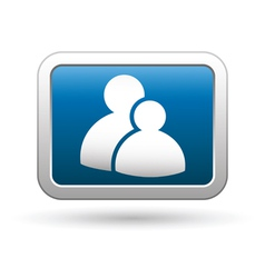 Group icon vector image vector image
