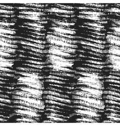 Brush grunge scribble strokes seamless patternhand vector